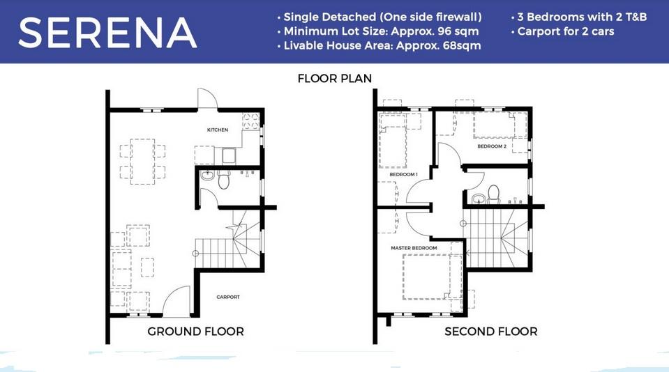 Serena Floor Plan
