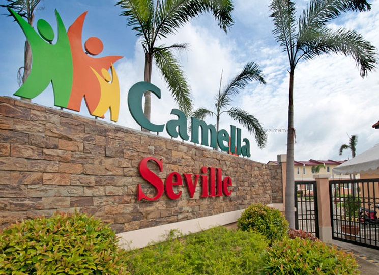 Seville Entrance