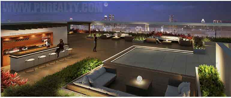 Skyline Deck and Lounge