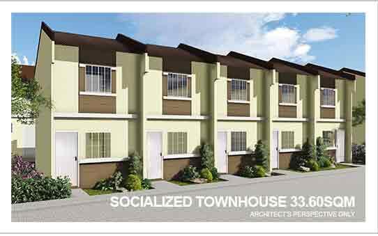 Socialized Townhouse