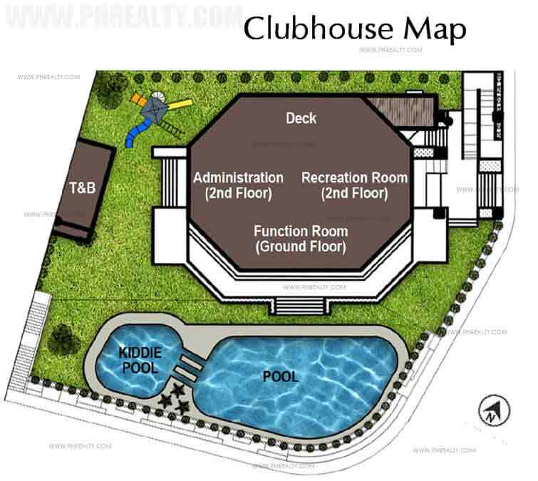 Clubhouse Map