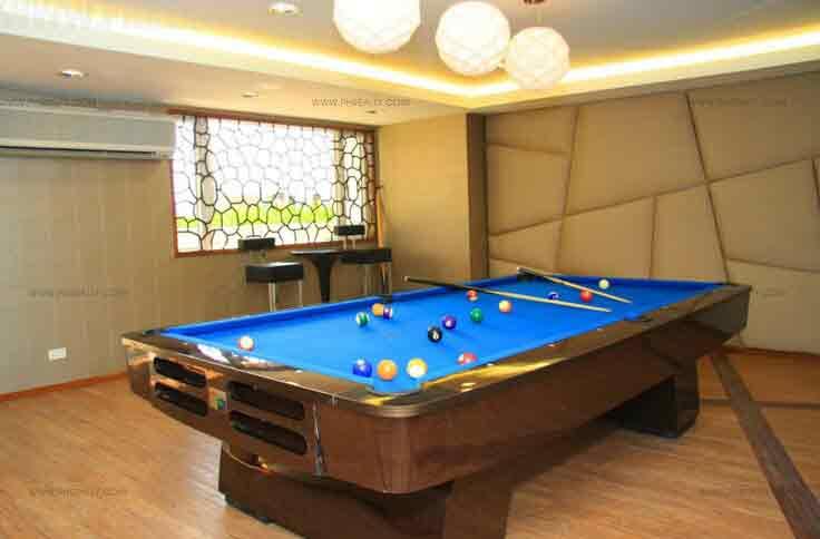 Biliiard Room