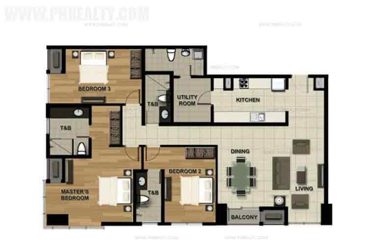 3 - Bedroom