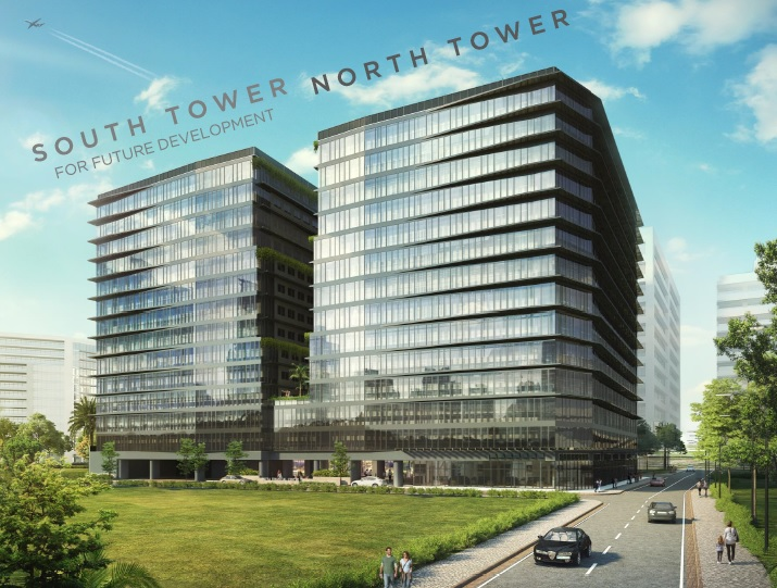 North and South Tower
