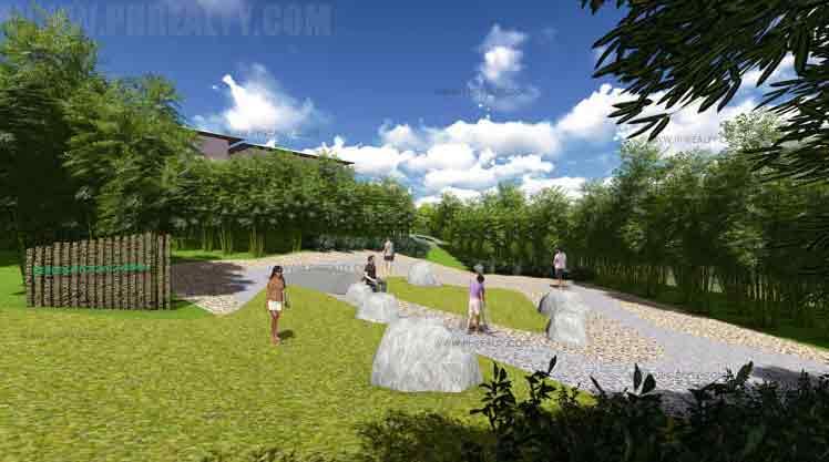 Reflexology Garden