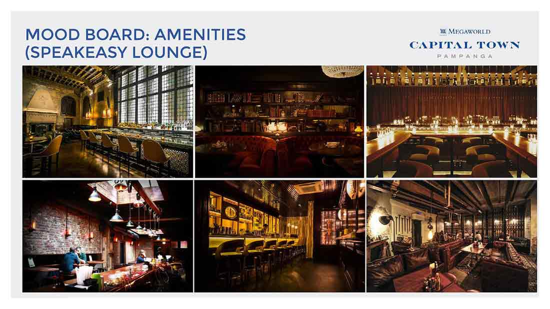 Speakeasy Lounge