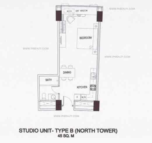 Studio Unit - Type B