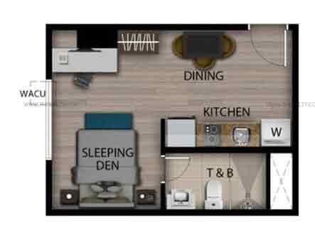 Studio Loft Unit A,BB
