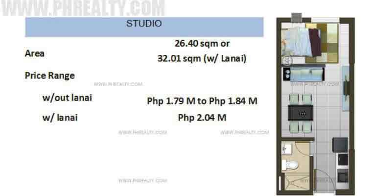 Studio Units