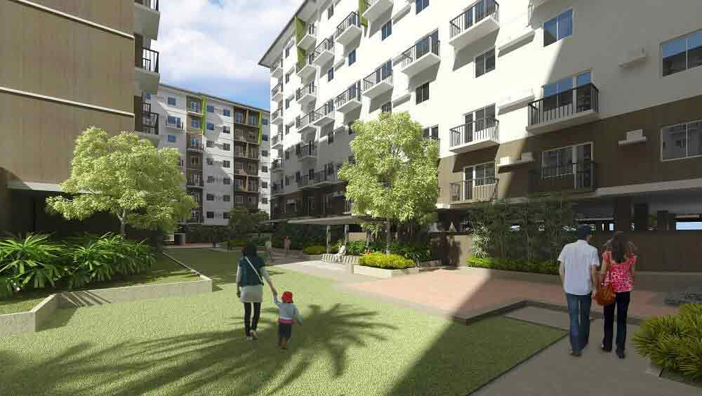 Community Courtyard