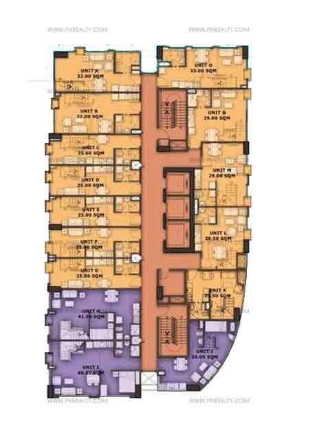 Lower Loft Type Unit