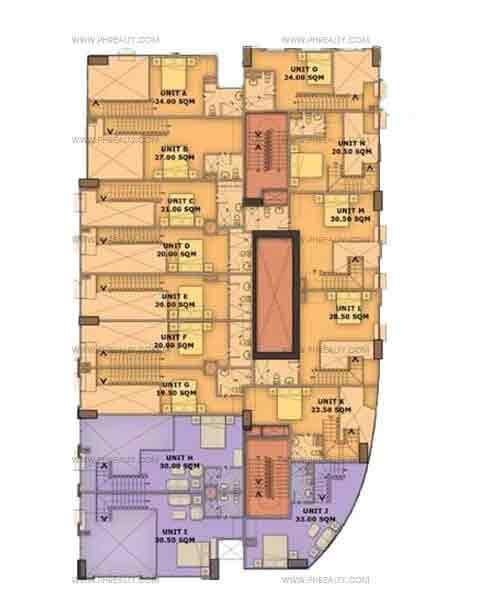Upper Loft Type Unit