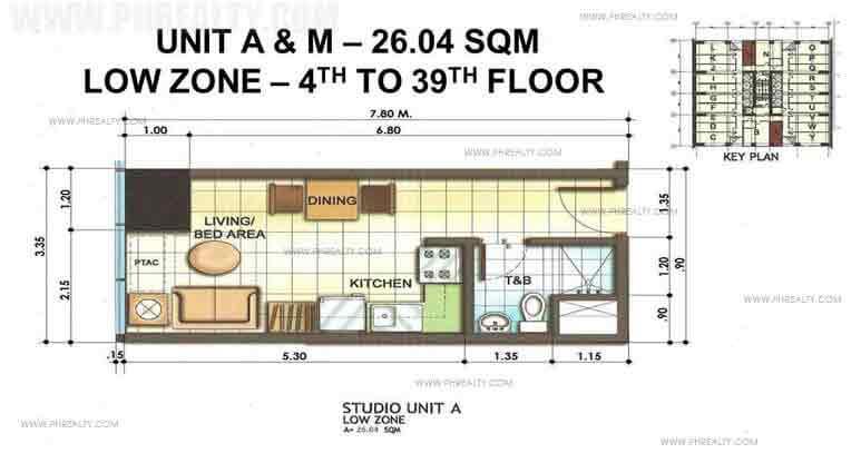 Studio Unit A