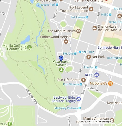 The Icon Residences Location