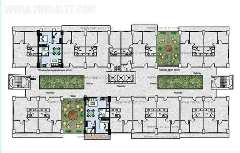 Hibiscus Tower- Floor 16 Units