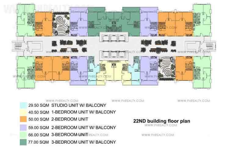 Hibiscus Tower-22nd Floor