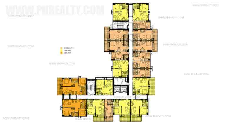 Tower 2 Typical Floor Plan