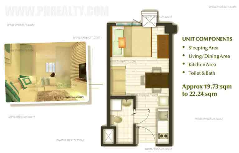 Tower 2 Trees Residences Condo In Quezon City