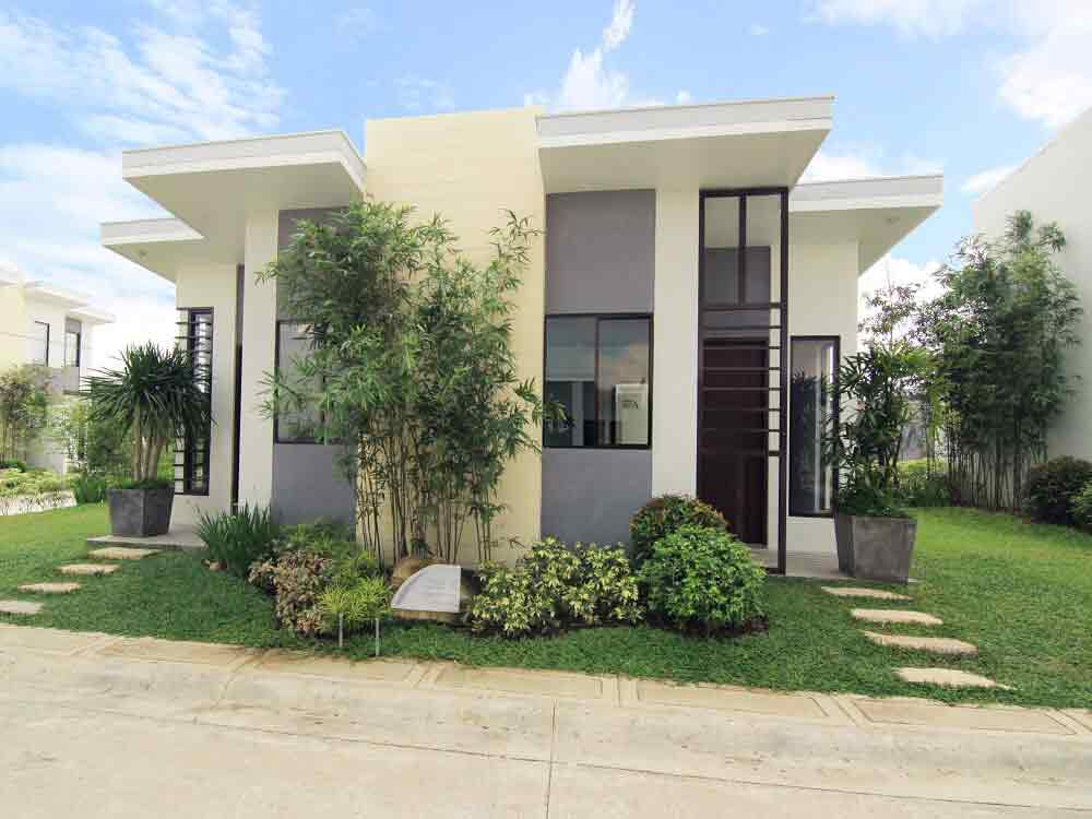 Twin Pod Model House