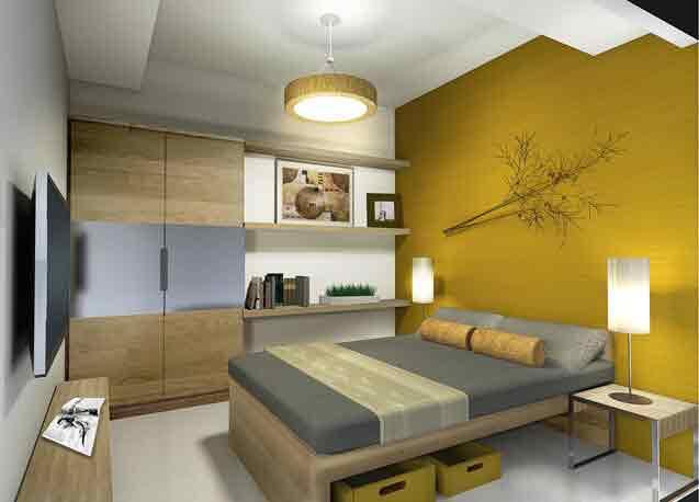 Two Bedroom Interior