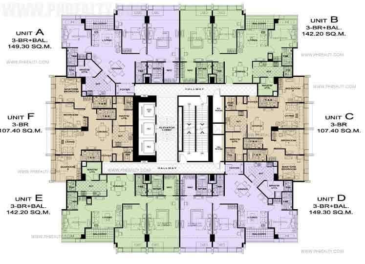 Floor Plan 35F