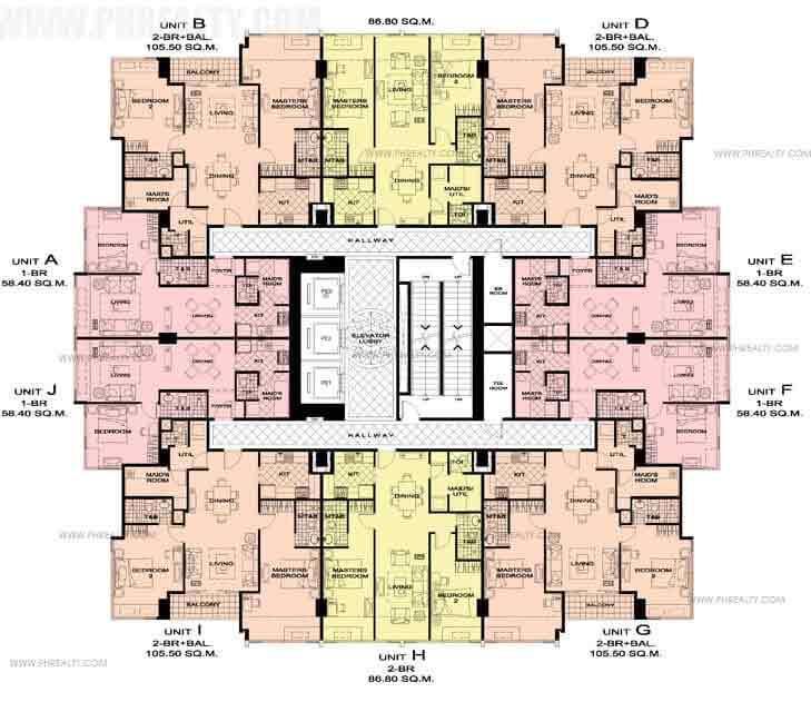 Floor Plan 33F