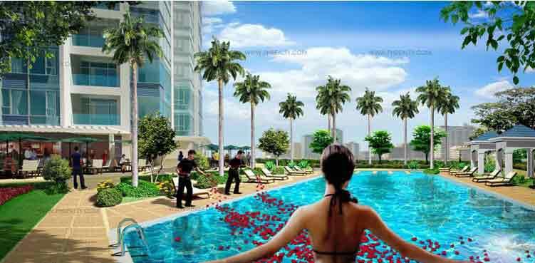Pool View Amenities