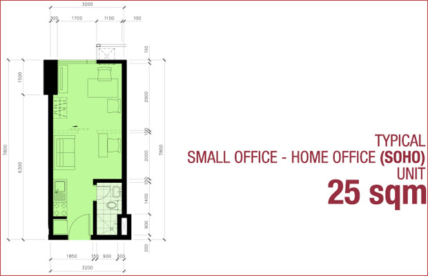 Typical Small Office- Home Offce