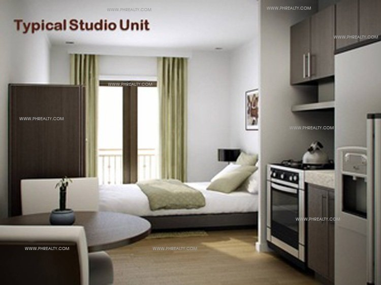 Typical Studio Unit