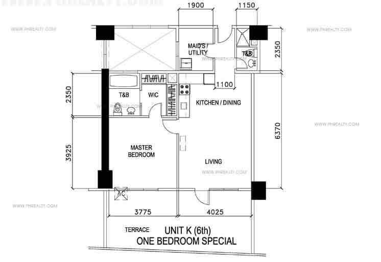 Unit K- One Bedroom Special