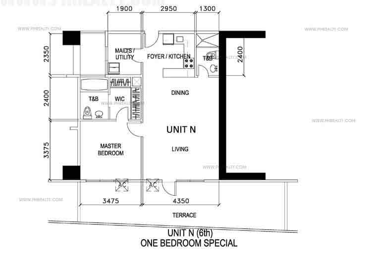 Unit N- One Bedroom Special