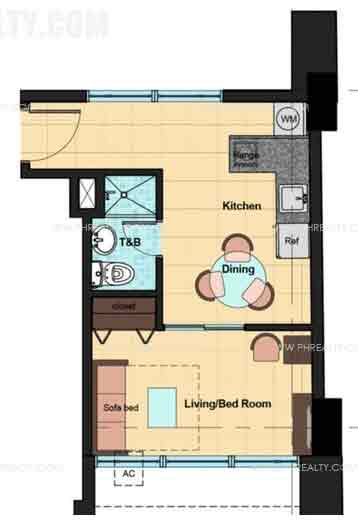 Unit Plans 1 Bedroom
