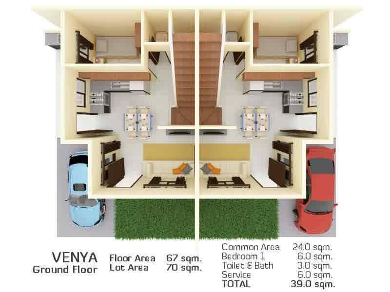 Venya Ground Floor