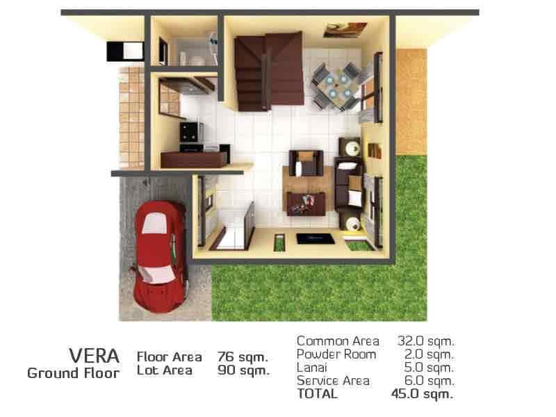 Vera Ground Floor