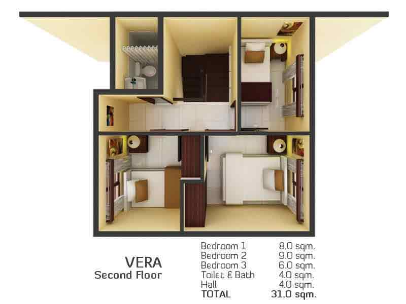 Vera - 2nd Floor