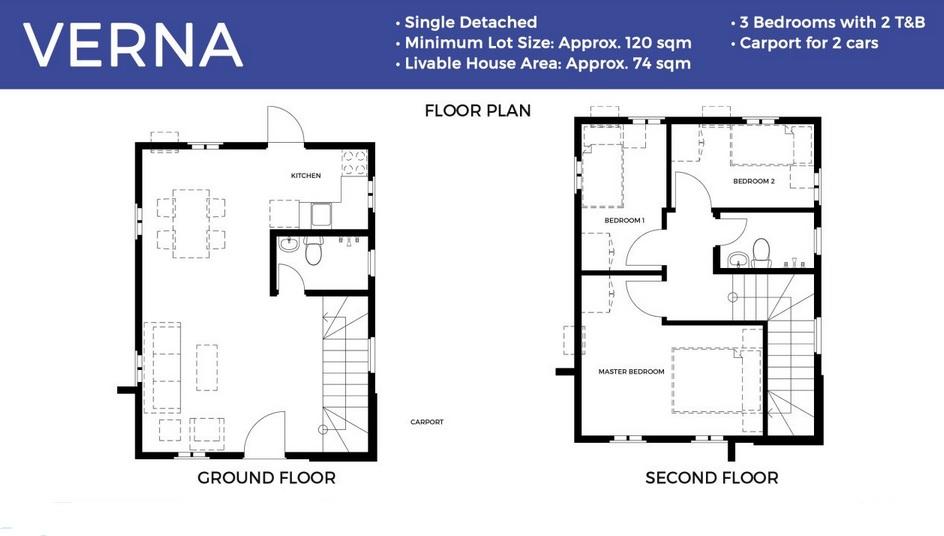 Verna Floor Plan