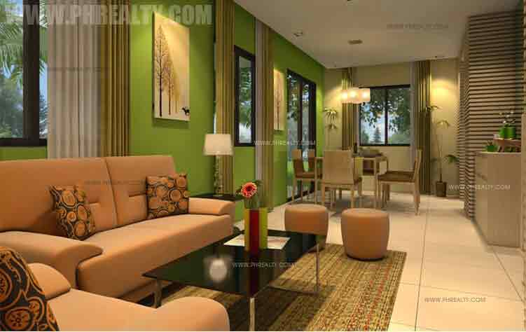 Aurora Living Room