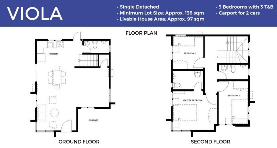 Viola Floor Plan