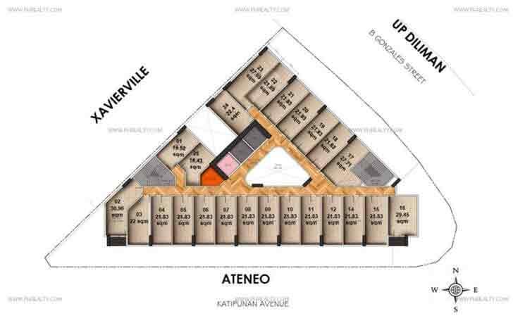 Residential Floor Layout