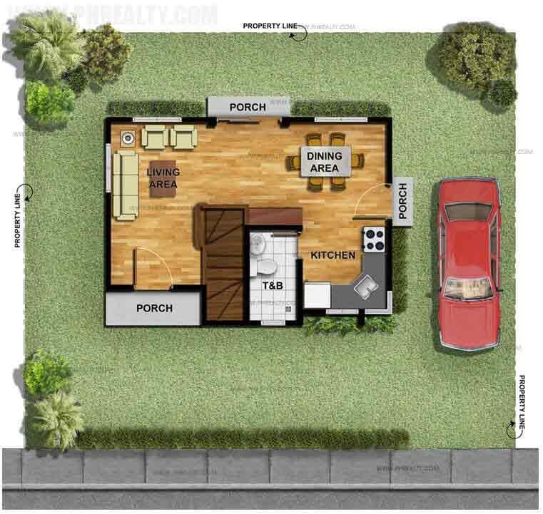 Maia Floor Plan