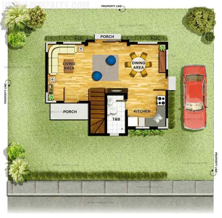 Thea Floor Plan
