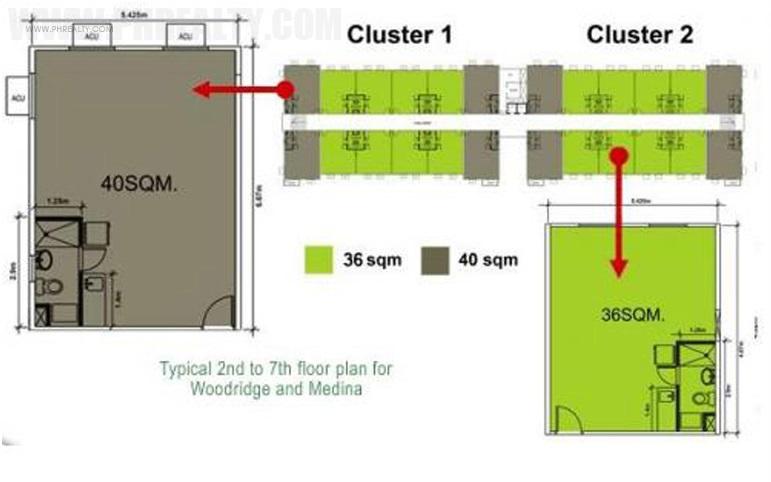 Woodridge Floor Plan