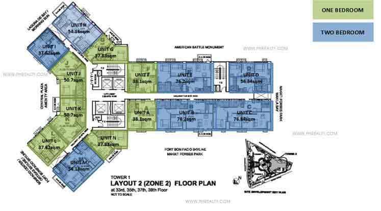 Zone 2 - Layout 2